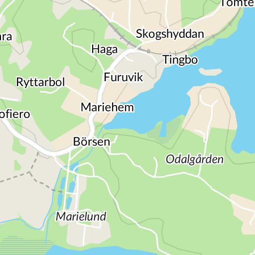 Marielund Uppsala Karta Hitta Se