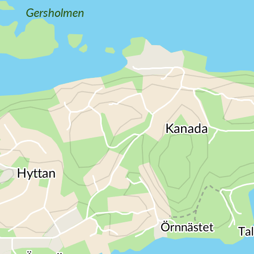 Karta Pa Kanada.Kanada Musko Karta Hitta Se