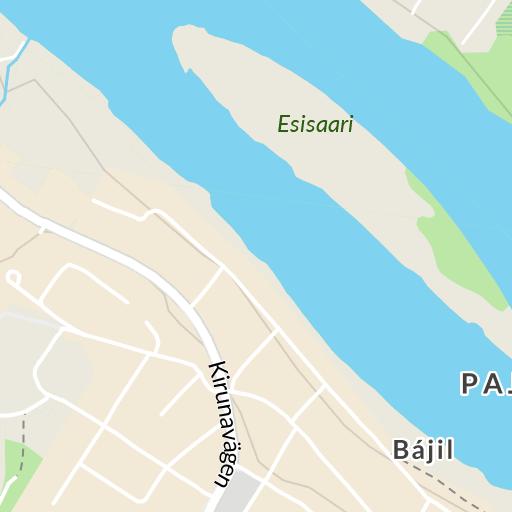 Karta Sverige Pajala.Pajala Busstation Pajala Karta Hitta Se