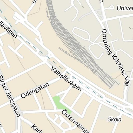 Karta Stockholm Drottninggatan.Interaktiv Karta Hitta Se