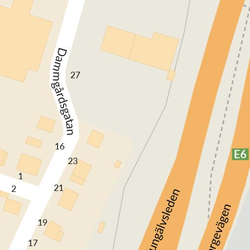 Akkas gata 14, Backadalen - Hisings Backa, Göteborg