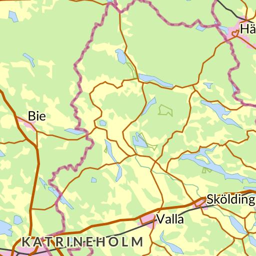 katrineholm karta Katrineholm karta   hitta.se